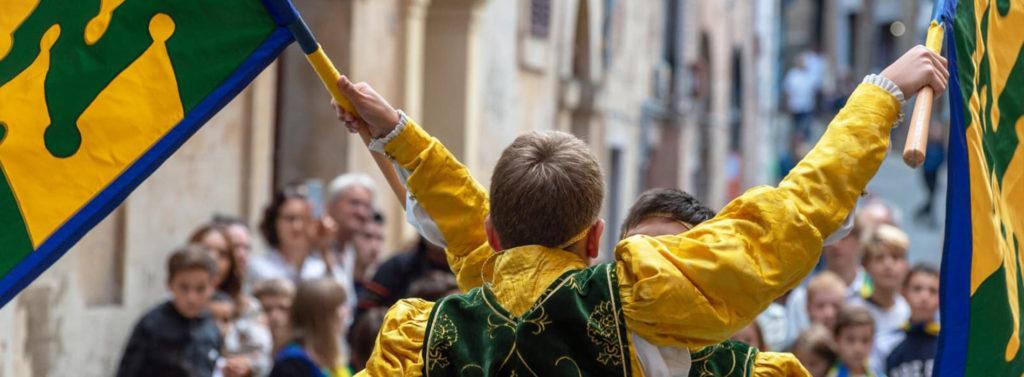Gruppo Piccoli – Premiazione Festa della Madonna